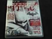 Sony PlayStation 3 Game BATMAN: ARKHAM CITY
